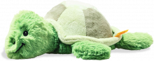 click to see Steiff  Tuggy Tortoise Cuddly Friend in detail
