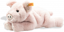 click to see Steiff  Piko Pig Soft Cuddly Friends in detail