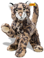 click to see Steiff  Ozzi Tiger Cat in detail