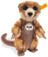 click to see Steiff  Rico Meerkat in detail