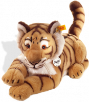 click to see Steiff  Radjah Tiger in detail