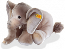 click to see Steiff  Trampli Elephant in detail