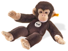 click to see Steiff Koko Chimpanzee in detail