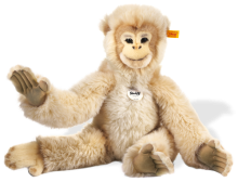click to see Steiff Hoppy Dangling Monkey in detail