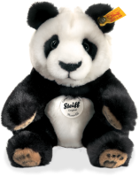 click to see Steiff  Manschli Panda in detail