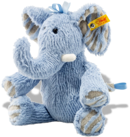 click to see Steiff Earz Elephant Cuddly Friends in detail