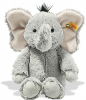 click to see Steiff  Ella Elephant Soft Cuddly Friend in detail