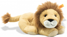 click to see Steiff  Liam Lion Soft Cuddly Friend in detail