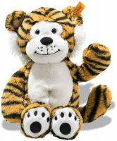 click to see Steiff  Cuddly Toni Tiger in detail