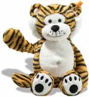 click to see Steiff  Cuddly Toni Tigger in detail