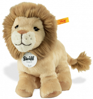 click to see Steiff  Cute Leo Lion in detail