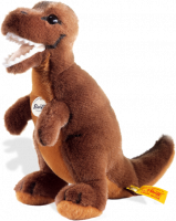 click to see Steiff  Tyrannosaurus Rex in detail