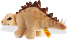 click to see Steiff  Stegosaurus in detail