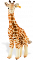 click to see Steiff  Bendy Giraffe in detail