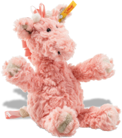 click to see Steiff Giselle Giraffe Cuddly Friends in detail