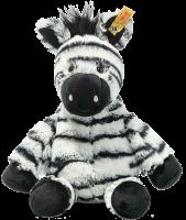 click to see Steiff  Zora Zebra Soft Cuddly Friend in detail
