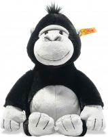 click to see Steiff  Cuddly Friends Bongy Gorilla in detail