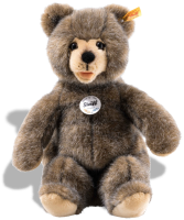 click to see Steiff  Basti Brown Bear in detail