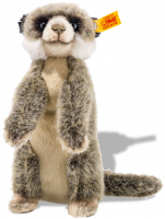 click to see Steiff  Meerkat Baby in detail