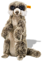 click to see Steiff  Meerkat Mum in detail