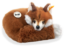 click to see Steiff  Xorry Fox in detail