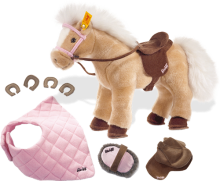 click to see Steiff  Horse Play Set in detail