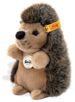 click to see Steiff  Jan Hedgehog in detail