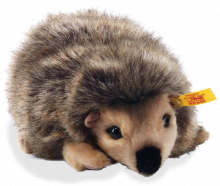 click to see Steiff  Joggi Hedgehog in detail