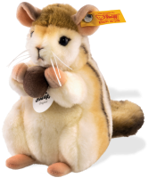 click to see Steiff  Kecki Chipmunk in detail
