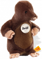 click to see Steiff  Diggy Mole in detail