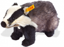 click to see Steiff  Badger - 28cm in detail