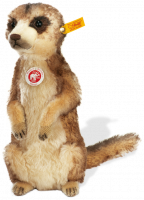 click to see Steiff  Mungo Meerkat in detail