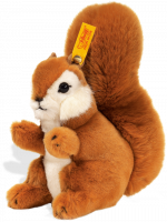 click to see Steiff  Squirrel in detail