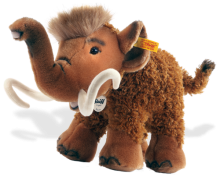 click to see Steiff  Rocco Mammoth Of Dinosaur Range in detail