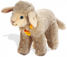 click to see Steiff  Lamby The Lamb in detail