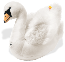 click to see Steiff  Schana Swan in detail
