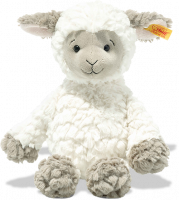 click to see Steiff  Soft And Cuddly Friends Lita Lamb in detail