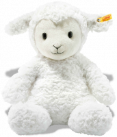 click to see Steiff Fuzzy Lamb Cuddly Friend in detail