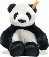 click to see Steiff  Ming Panda Soft Cuddly Friends in detail
