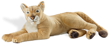 click to see Steiff  Leonie Lioness in detail