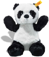 click to see Steiff Ming Panda Cuddly Friend in detail
