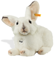click to see Steiff  Niklas Arctic Hare in detail