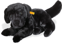click to see Steiff  Paddy Labrador in detail