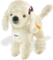 click to see Steiff  Pauline Poodle in detail