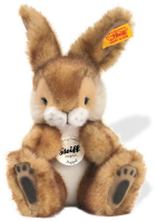 click to see Steiff  Poppel Rabbit in detail