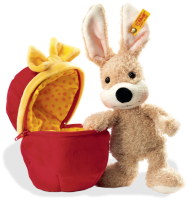 click to see Steiff Mr Cupcake Rabbit in detail