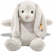 click to see Steiff Hoppie Rabbit Cuddly Friends in detail