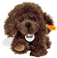 click to see Steiff  Little Timmy Puppy in detail