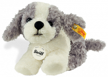 click to see Steiff  Little Tommy Puppy in detail
