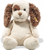 click to see Steiff  Peppi Whelp Soft Cuddly Friends in detail
